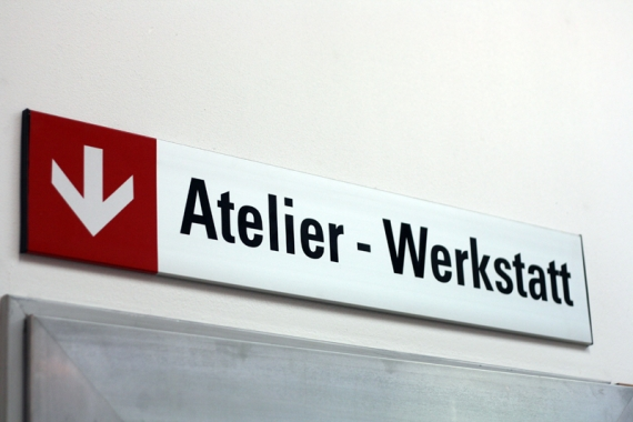 Bildergalerie Werkstatt 1